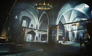 ALTAIR forteresse hospitaliers