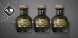 Bottigliette di veleno