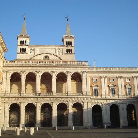 Basilique Saint-Jean-de-Latran, bâtiment actuel
