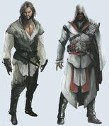 ACBH Ezio Concept Art