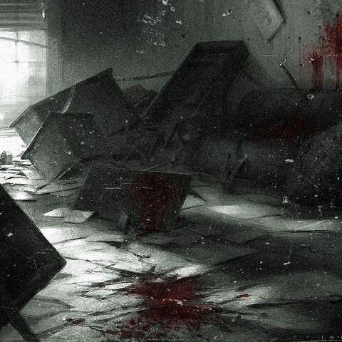废弃的刺客安全屋