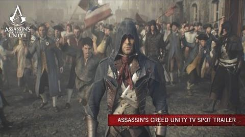 Assassin's Creed Unity TV Spot Trailer -XBL- -DE-