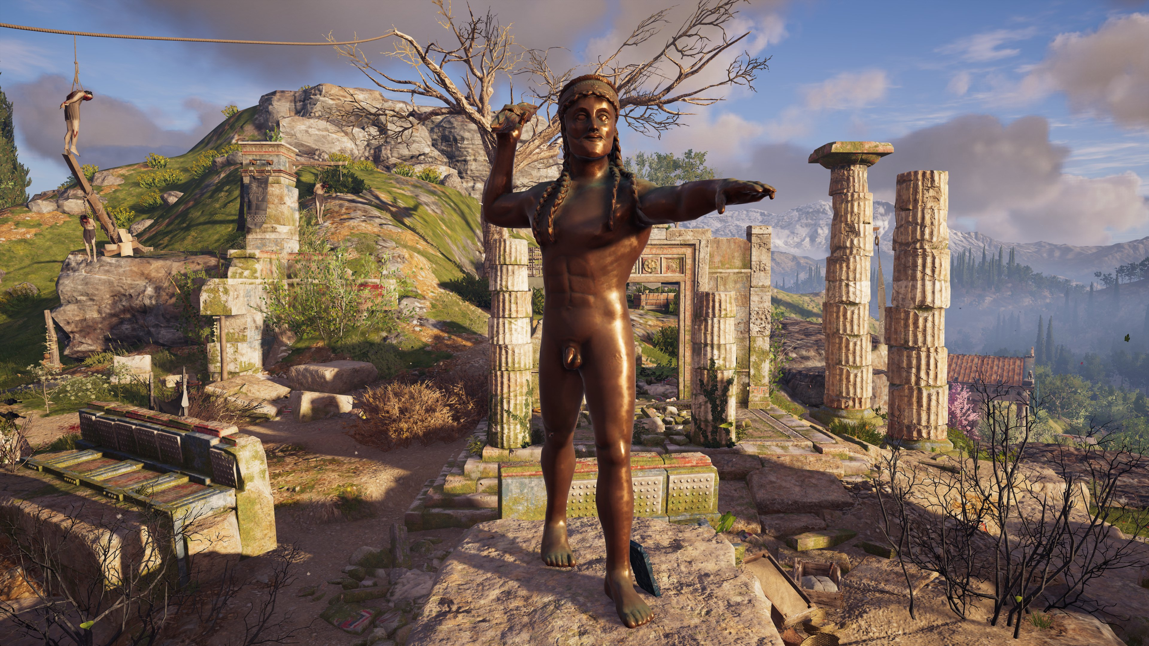 Zeus Assassin S Creed Wiki Fandom