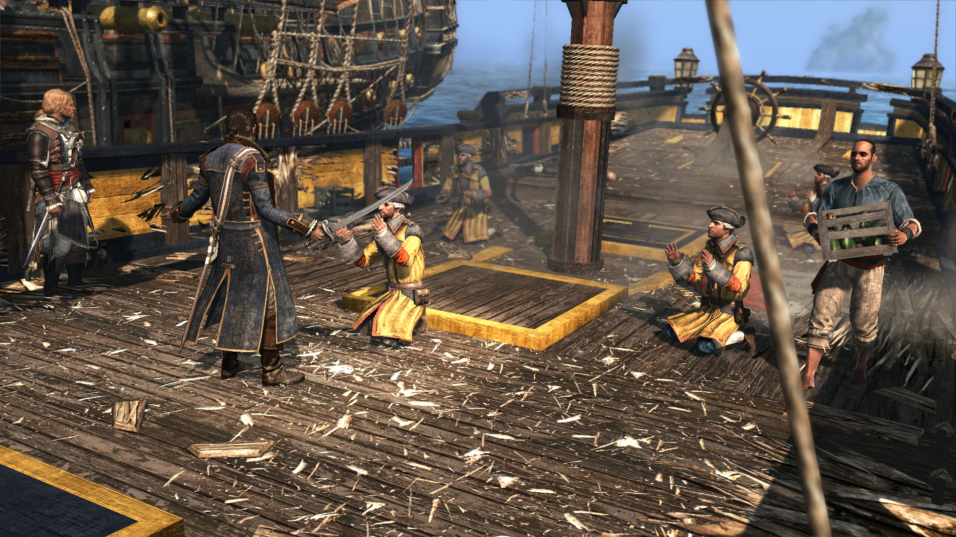Assassin creed iv prizes and plunder pirates