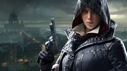 ACS Evie Frye site officiel pistolet