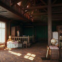 La chambre d'Arno