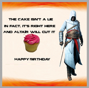 Birthday Altair