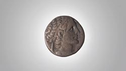 DTAE Tetradrachm of Ptolemy XIII