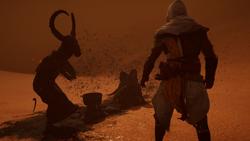 Origins Quest14TheLizard'sMask Part06