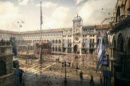 Piazza San Marco concept art