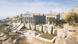 ACOD Temple of Athena Poliouchos