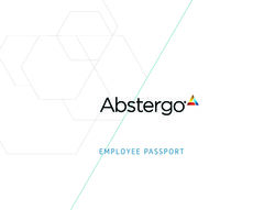 Abstergo Entertainment passeport page01