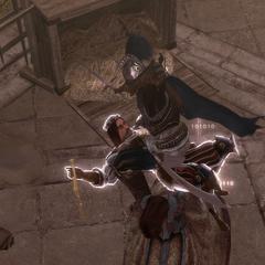 埃齐奥刺杀奥克塔维安
