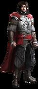 Cesare Borgia render