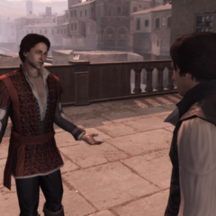Federico stelt voor om naar de dokter te gaan.
