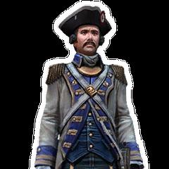 Spanish Lieutenant