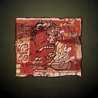 伊察姆纳 - 创世的神祇,长期隐居于高空的最高神。