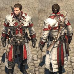 圣殿骑士大师套装
