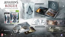 AC rogue collector's edition