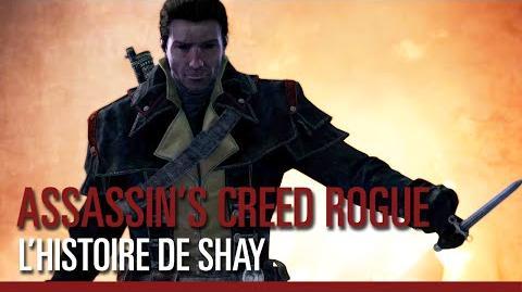 Assassin's Creed Rogue - L'histoire de Shay