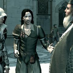 安東尼奧向埃齊奧介紹新總督
