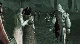 ויירי ואנשיו מקיפים את האאודיטורה
