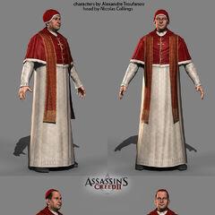 枢机的模组
