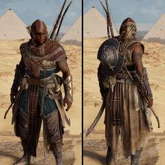 埃及特色装