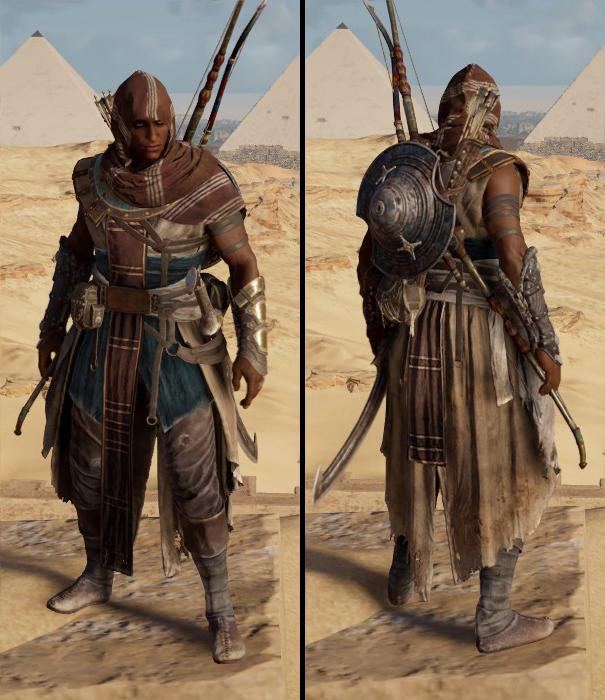 Image - ACO Egyptian Wahid.jpg | Assassinu0026#39;s Creed Wiki | FANDOM powered by Wikia