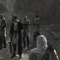 <b>Altaïr</b> rejoint Malik et son groupe