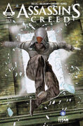 Assassin's Creed Comics 4 Cover B