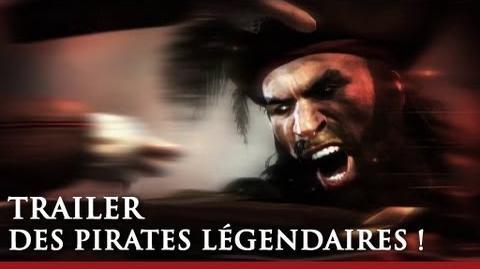 MissLarx/Des pirates légendaires
