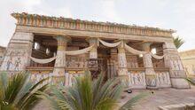 Temple de khensou-0