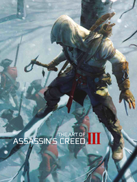 The Art of Assassin's Creed III cover