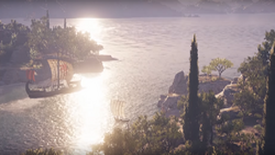 The Big Break - Departing Kephallonia - Assassins Creed Odyssey