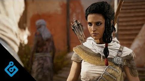 24 Minutes Of Assassin's Creed Origins Gameplay (No Commentary)-0