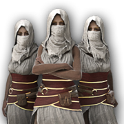 ACOD Assassins (Female) Crew Theme