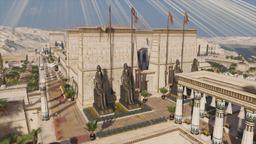 ACO Grand temple Aton