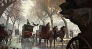 ACS Carriage Chase - Concept Art