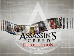Assassin's Creed Recollection Title Image