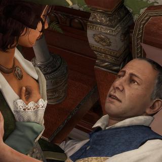 菲利普告诉艾弗琳他与玛德琳结婚的真相