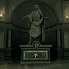 莱奥尼乌斯的雕像