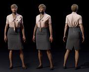 ACOD Victoria Bibeau model