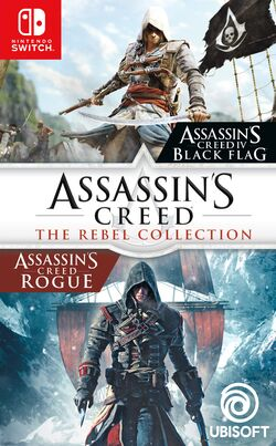 AC Rebel Collection cover