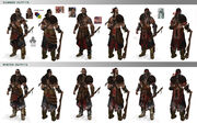 Kuruk, the bear - Outfits by johan g