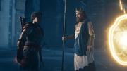 ACOD FoA JoA The Fate of Atlantis - Poseidon Congratulate Kassandra