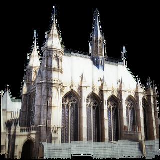La <b>Sainte-Chapelle</b> dans la <a href=