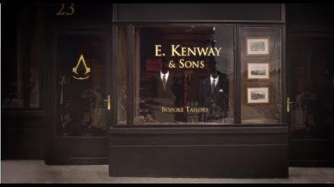 Auditore5/AC4 - Sartoria E. Kenway & Sons