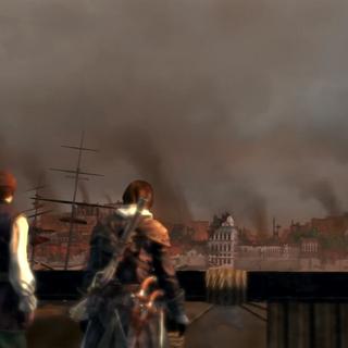 1755年大地震后的里斯本