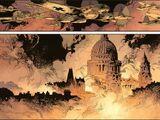 伦敦大轰炸